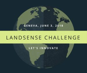 Earth Observation Challenge in Geneva.